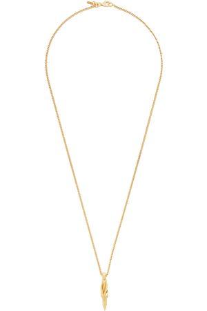 EMANUELE BICOCCHI Men Necklaces - SSENSE Exclusive Dagger Pendant Necklace