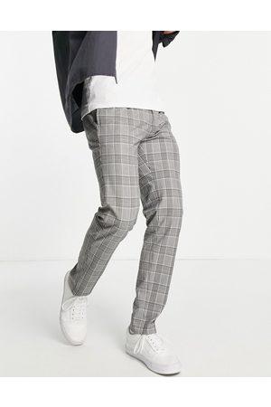 River Island Slim smart sweatpants in -Grey