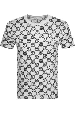 Moschino Men Short Sleeve - Short Sleeve Logo T Shirt