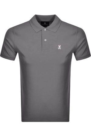 Bunny Men Polo Shirts - Classic Polo T Shirt Grey