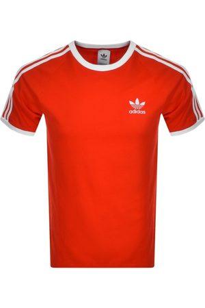 adidas Men T-shirts - 3 Stripe T Shirt