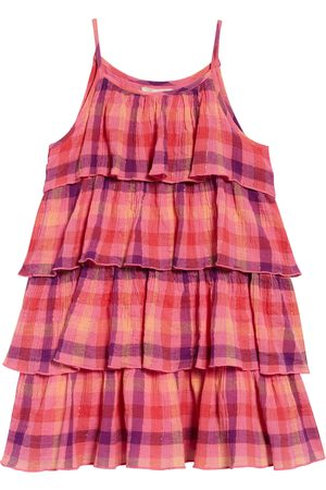 Peek Aren'T You Curious Girl's Kids' Tiered Ruffle Sundress