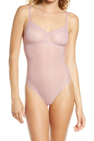 b.tempt'D by Wacoal Women's Etched In Style Bodysuit