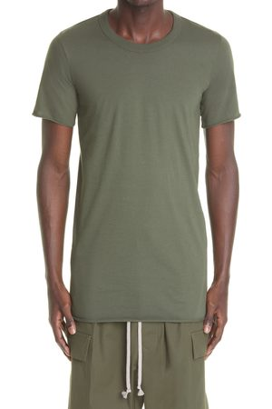 Rick Owens Men's Basic Short Sleeve T-Shirt