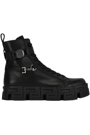 VERSACE Platform boots