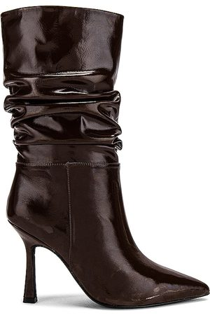 Jeffrey Campbell Guillo 2 Bootie in Chocolate.