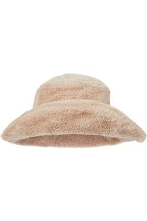 Ruslan Baginskiy Faux fur hat