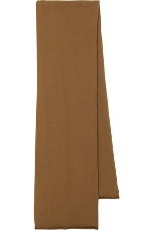 EXTREME CASHMERE N° 181 Cloth cashmere-blend scarf