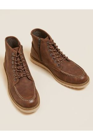 Marks & Spencer Men Casual Shoes - Casual Boots