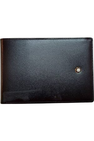 Montblanc Leather small bag