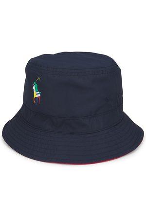 Polo Ralph Lauren Reversible Color-Blocked Bucket Hat