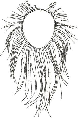 Brunello Cucinelli Silver necklace