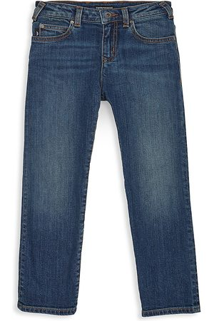 Armani Little Boy's & Boy's Slim Fit Jeans