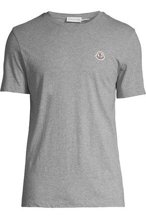 Moncler Logo Short-Sleeve Classic T-Shirt
