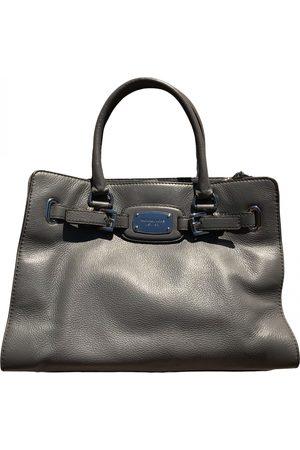 Michael Kors Hamilton leather handbag