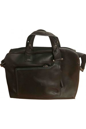 Piquadro Leather satchel
