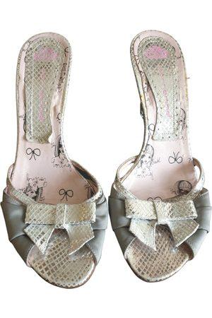 Fornarina Cloth sandals