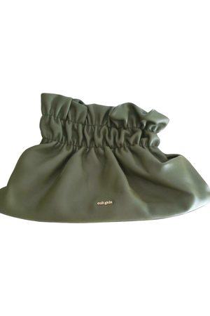 Cult Gaia Leather handbag
