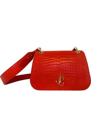 Jimmy Choo Varenne leather handbag