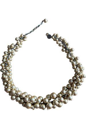 HELENE ZUBELDIA Pearls necklace