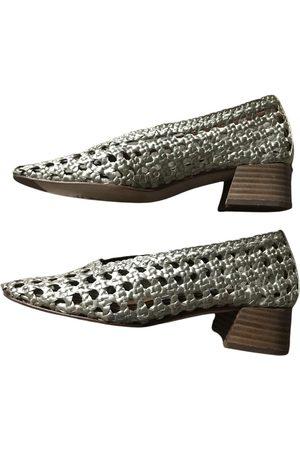 Miista Taissa leather heels