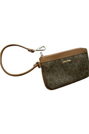 Calvin Klein Patent leather wallet