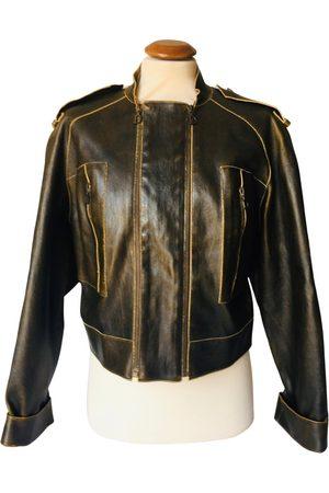 Dior Vegan leather biker jacket