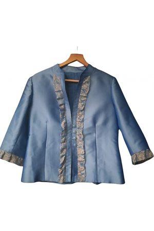 Mano Silk blazer