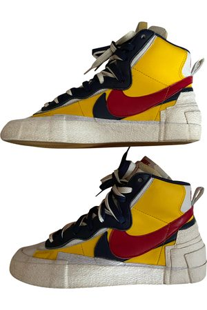 Nike Blazer Mid leather high trainers