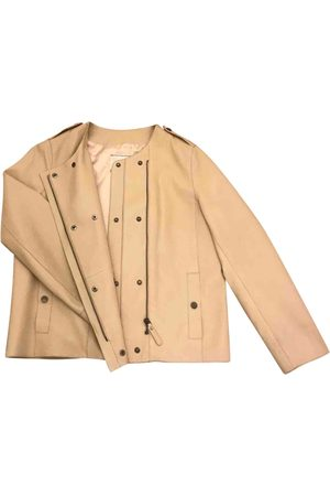 Longchamp Leather jacket