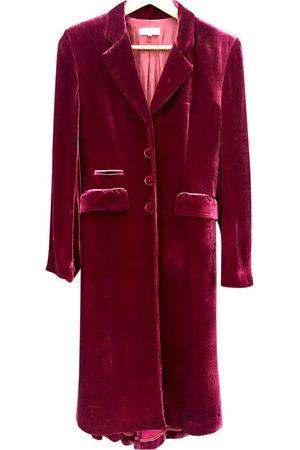 ARMAND VENTILO Velvet coat