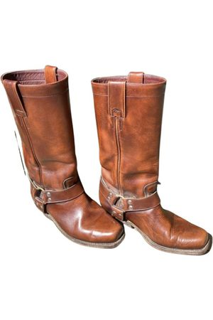 Mexicana Leather cowboy boots