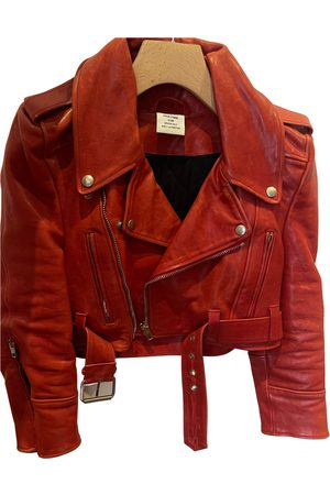 Vetements Leather jacket