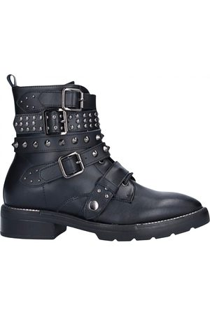 Sixtyseven Leather ankle boots