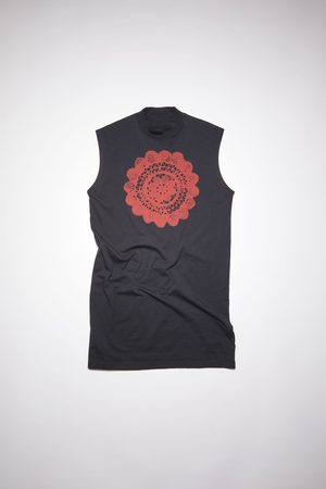 Acne Studios FN-MN-TSHI000335 Lace print shirt