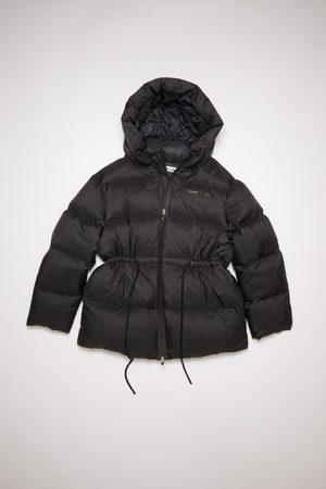 Acne Studios FN-WN-OUTW000324 Hooded puffer coat