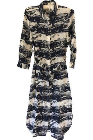 IRIS & INK Women Midi Dresses - Silk mid-length dress
