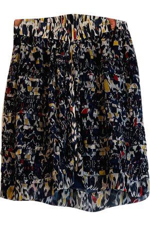 Isabel Marant Women Mini Skirts - Silk mini skirt