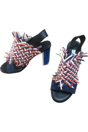 Miista Leather sandals