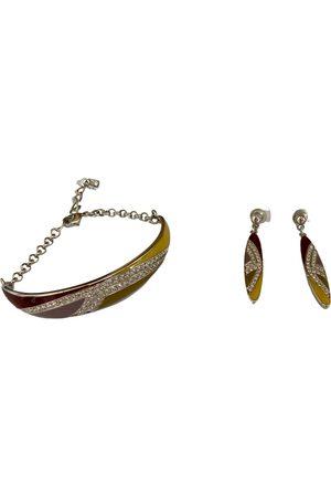 Swarovski Women Jewellery Sets - Ceramic jewellery set