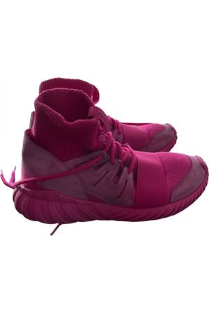 adidas Tubular cloth high trainers