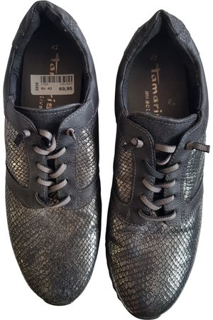 Tamaris Leather trainers