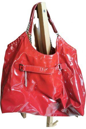 Sisley Patent leather handbag