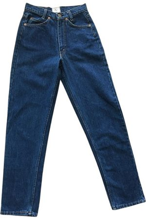 Valentino by Mario Valentino Boyfriend jeans