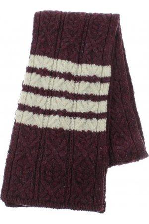 Thom Browne Men Pocket Squares - Wool scarf & pocket square