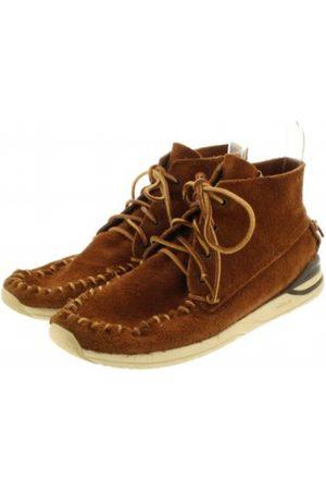 VISVIM Velvet boots