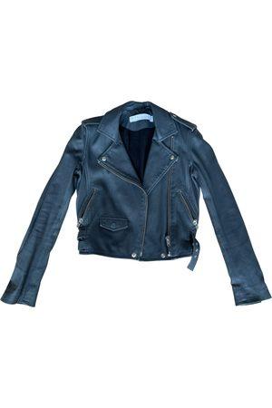 IRO Fall Winter 2019 leather biker jacket