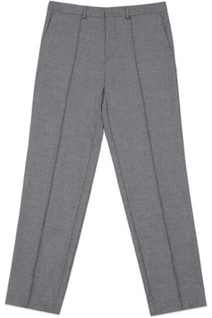 Axel Arigato Supper Straight Wool Trousers