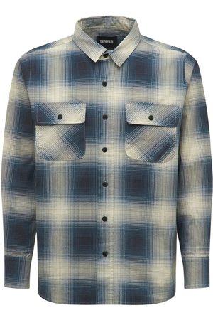 The People Vs Men Casual - Kurt Check Cotton Flannel Shirt