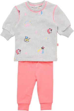 Billieblush Girls Leggings - Cotton Blend Sweatshirt & Leggings